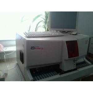 Celll-Dyn Ruby Abbott Hematology analyzer